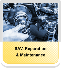 SAV, Réparation & Maintenance