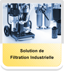 Solution de Filtration Industrielle